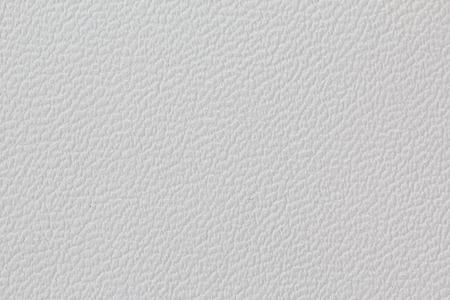 white leather texture: Seamless white leather texture background surface closeup Stock Photo