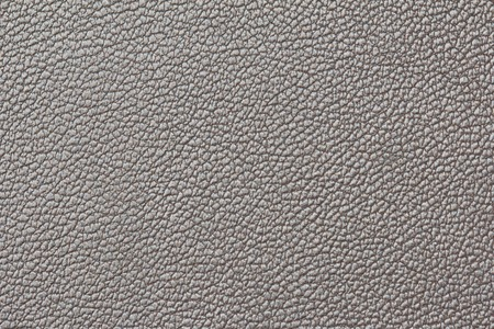 Seamless gray leather texture background surface closeup Stock fotó