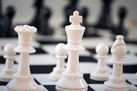 chess set Stock Photo - 2912248