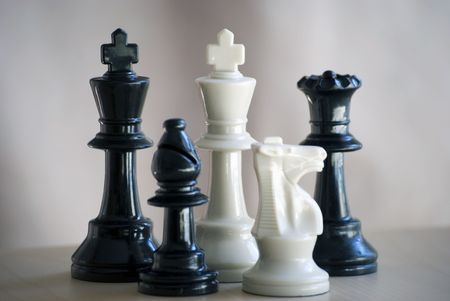chessmen Stock Photo - 2900902