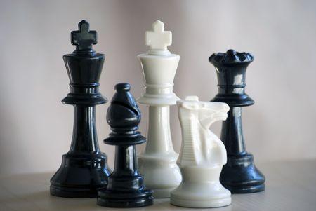 chessmen Stock Photo - 2900902