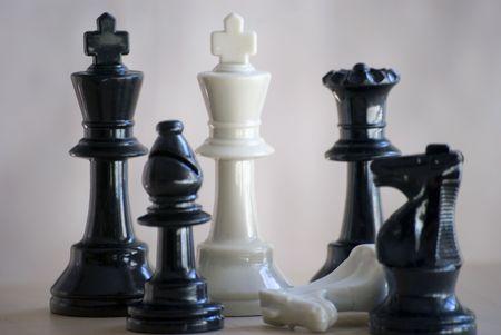 chess set Stock Photo - 2900903