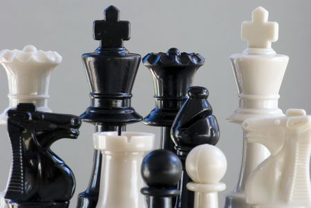 chess close up Stock Photo - 2900904