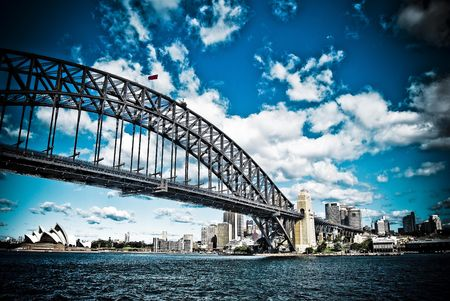 sydney harbour bridge: the bridge