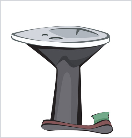 toilet brush: Wash basin and Toilet Brush