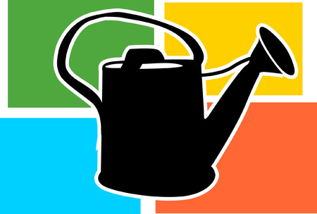 groundwater: Watering Can,