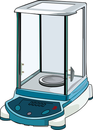 gravitational field: weigh machine for Jewellery