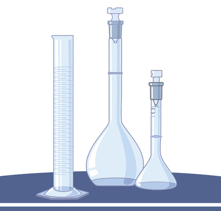 distillate: Laboratory-Glassware,