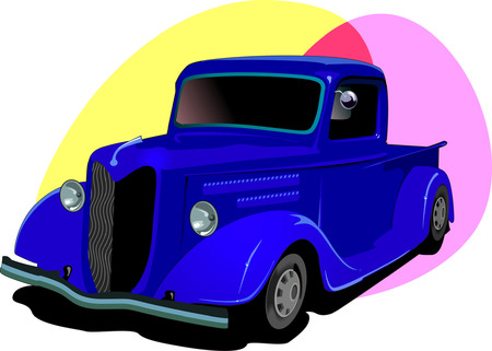 car showroom: Old Fashioned coche