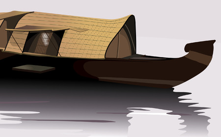 outdoor pursuit: House Boat,