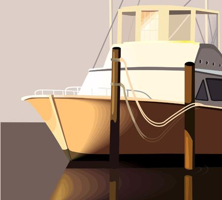Floating Hotel, Boat,