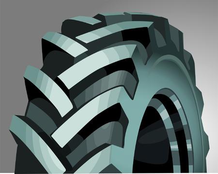 Tyre, Vector