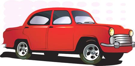 Car, Vector