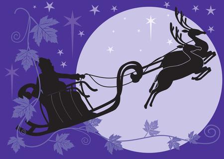 Santa Clause venir
