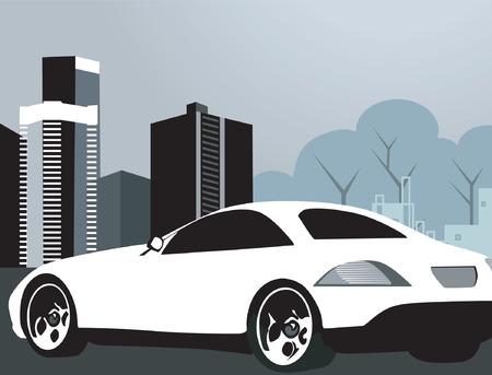 gala event: Luxury car