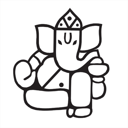 Ganesha, dieu de Remover Obstacles