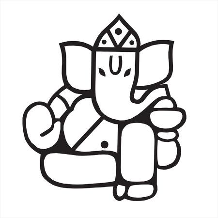 ganesha: Ganesha the god Remover of Obstacles