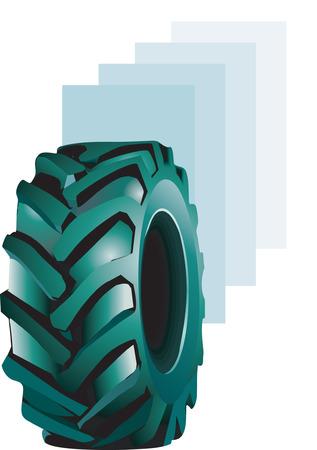 driveway: Tyre
