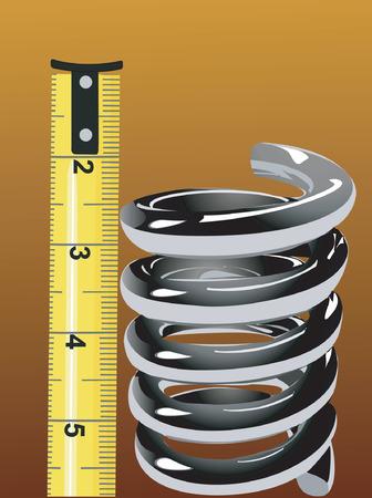 centimetre: Tape and Illustration