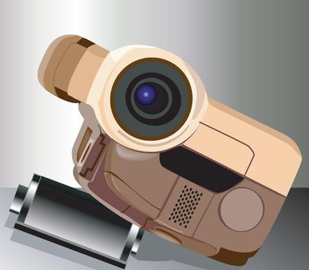 cam: Handy cam