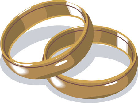 bracelet: Illustrations of two Bangles  Illustration