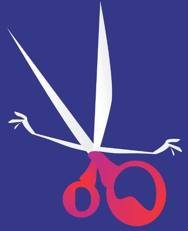 Scissors Stock Vector - 1975391