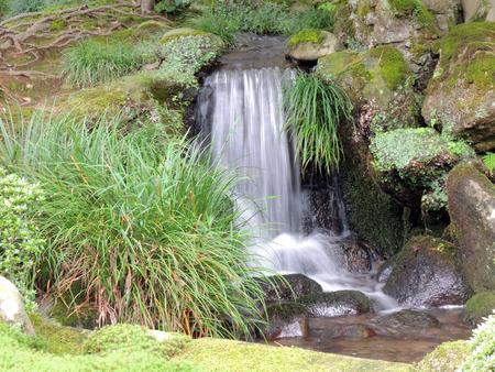 6 Kanazawa Park cascade
