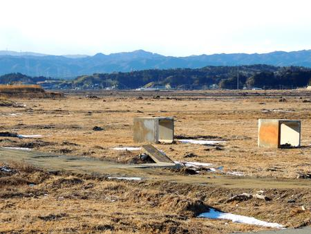 East Japan earthquake tsunami