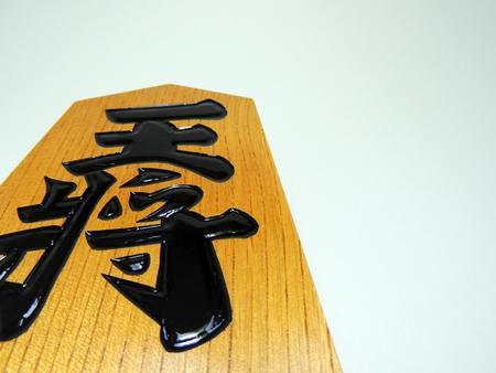 Decorative chess piece ohsho 版權商用圖片