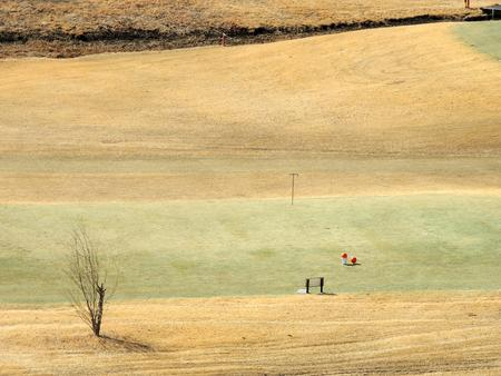 Kneeling River golf course