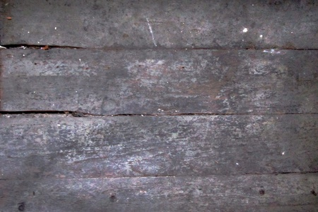 distressed: Distressed wooden board surface lengthwise makes good grunge background. Stock Photo