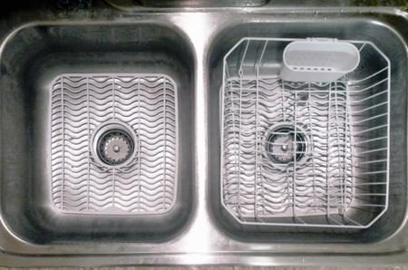 Kitchen Sink Dish Drainer