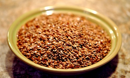 Flax seeds, a wholesome grain and grandmas healing poultice for drawing out infections.