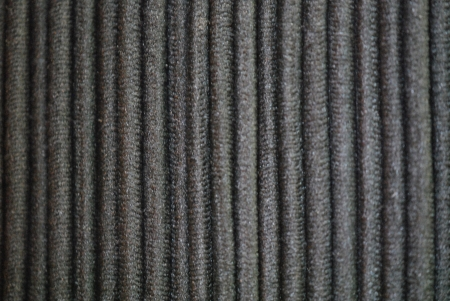 coif: Extreme closeup of elasticized bands for styling long hair; makes interesting abstract striped background