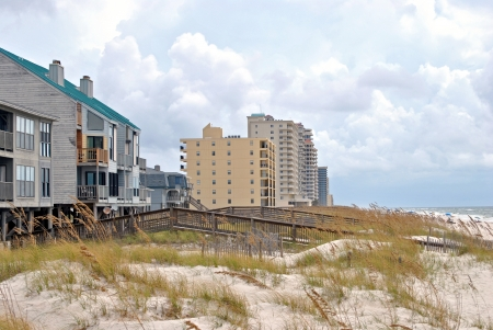 Perdido Key in northwestern Florida USA
