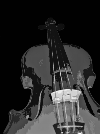 fiddles: player s view of viola