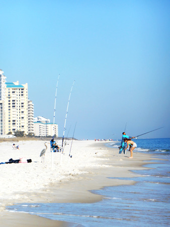 perdido: Fishing in the Gulf of Mexico at Perdido Key, Florida