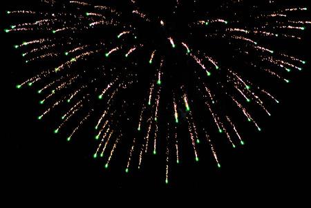 Fireworks Stock Photo - 40268250