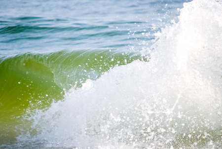 gulf of mexico: Emerald green waters of the Gulf of Mexico Stock Photo