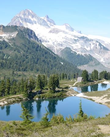 elfin: Elfin Lakes, British Columbia, Canada