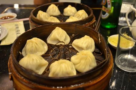 Shanghai soup dumplings Stock Photo - 13066267