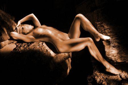 mujeres eroticas: hembras  Foto de archivo