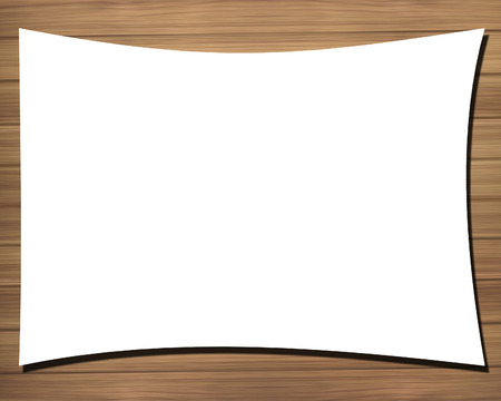 wooden clipboard on wood background stock photo picture and royalty