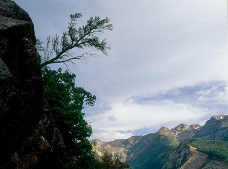 The Mount Olympus Wilderness, Wasatch Range, Utah