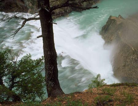 The Kicking Horse River, Yoho National Park, British Columbia