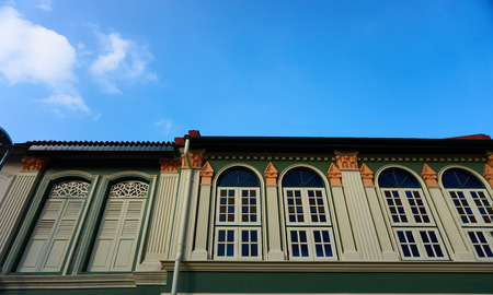 and heritage: singapore heritage house