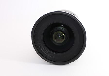 DSLR camera ultra wide lens photo