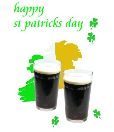 st paddys day: st patricks day beer