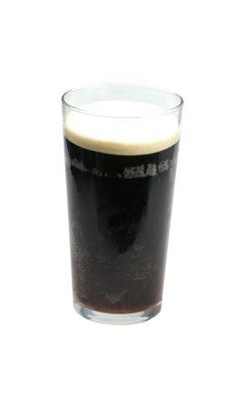 st paddys day: irish stout Stock Photo