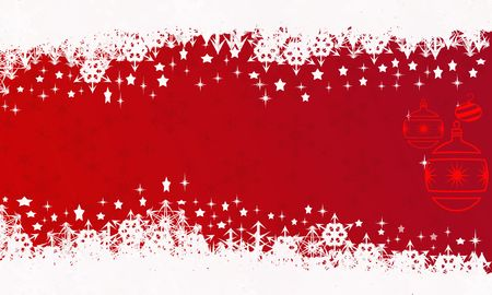 feastive: abstract christmas background
